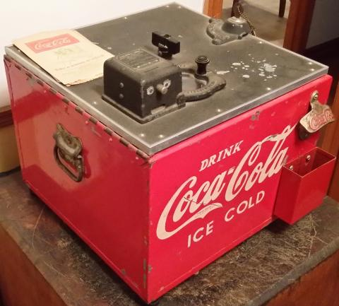 industrial soda machine